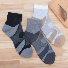 Fashion design sport compression socks