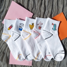 Kawaii cute cartoon compression socks