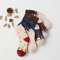 Home design women wool socks