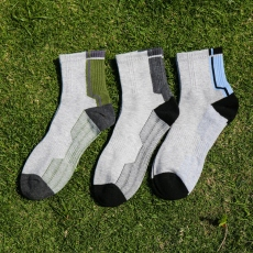 Men sportsrunning compression socks