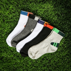 Men compression sport socks