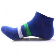 Sport compression striped socks